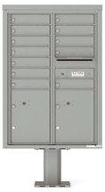 versatile 4C12D-12-P 4CFL Front-loading Mailbox