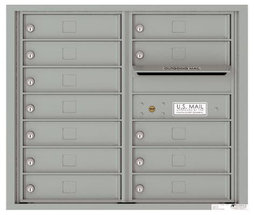 versatile 4C07D-12 4CFL Front-loading Mailbox