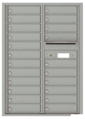 versatile 4C12D-22 4CFL Front-loading Mailbox