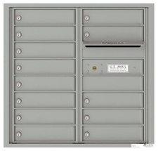 versatile 4C08D-13-SM 4CFL Front-loading Mailbox