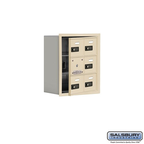 Salsbury Cell Phone Storage Locker - with Front Access - 19138-06ARC