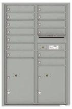 versatile 4C13D-13-SM 4CFL Front-loading Mailbox