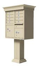 vital 1570-8V Cluster Box Unit Mailbox