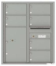 versatile 4C10D-06 4CFL Front-loading Mailbox