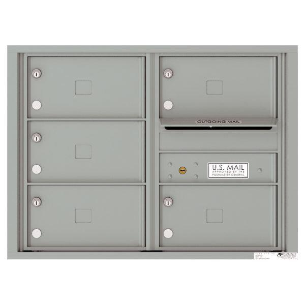 versatile 4C06D-05X 4CFL Front-loading Mailbox