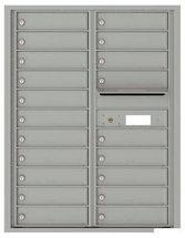 versatile 4C11D-20 4CFL Front-loading Mailbox