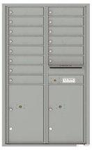 versatile 4C14D-14-SM 4CFL Front-loading Mailbox