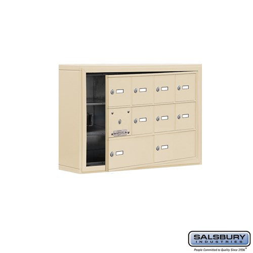Salsbury Cell Phone Storage Locker - with Front Access - 19135-10ASK