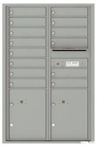 versatile 4C13D-14-SM 4CFL Front-loading Mailbox