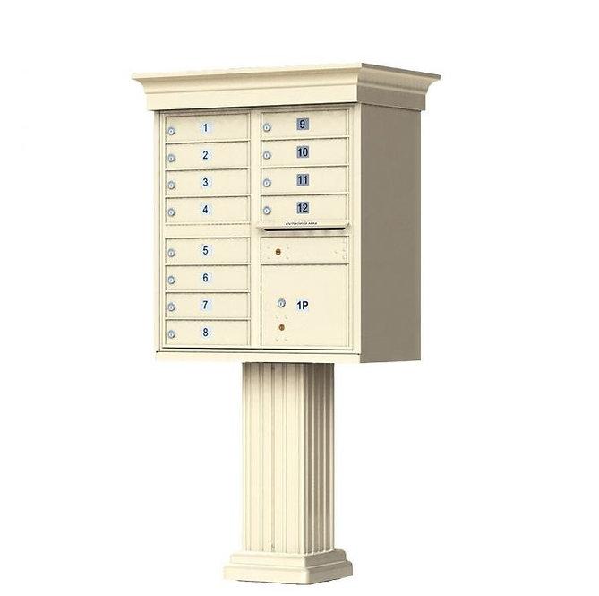 vital 1570-12V Cluster Box Unit Mailbox