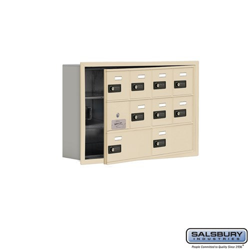 Salsbury Cell Phone Storage Locker - with Front Access - 19135-10ARC