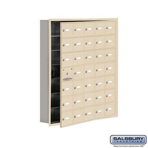 Salsbury Cell Phone Storage Locker - with Front Access - 19175-35ARK