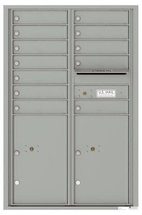 versatile 4C13D-12-SM 4CFL Front-loading Mailbox