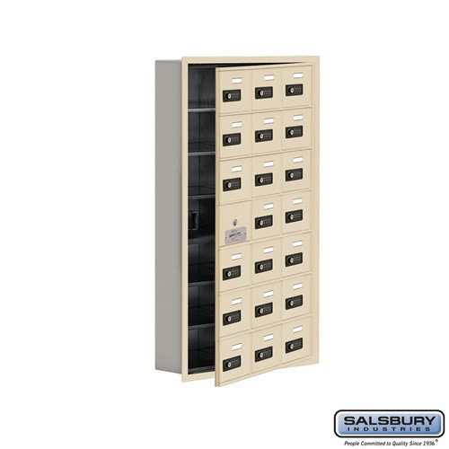 Salsbury Cell Phone Storage Locker - with Front Access - 19175-21ARC
