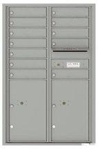 versatile 4C13D-12 4CFL Front-loading Mailbox