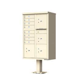 vital 1570-8T6 Cluster Box Unit Mailbox