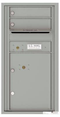versatile 4C09S-02-SM 4CFL Front-loading Mailbox