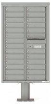 versatile 4C14D-26-P 4CFL Front-loading Mailbox