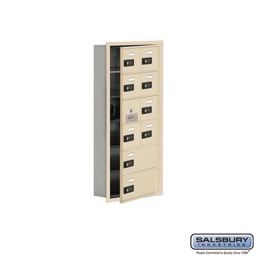 Salsbury Cell Phone Storage Locker - with Front Access - 19165-10ARC