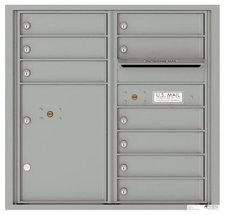 versatile 4C08D-09-SM 4CFL Front-loading Mailbox