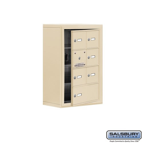 Salsbury Cell Phone Storage Locker - with Front Access - 19148-07ZSK