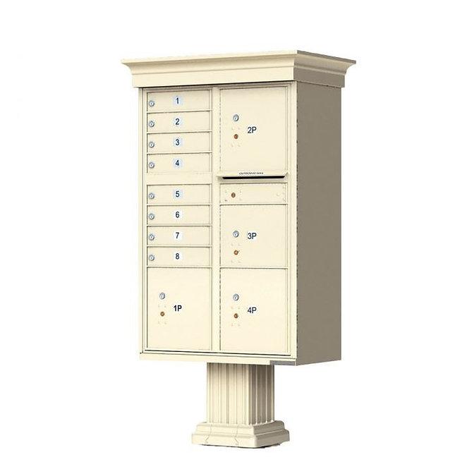 vital 1570-8T6V Cluster Box Unit Mailbox