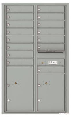 versatile 4C14D-15 4CFL Front-loading Mailbox