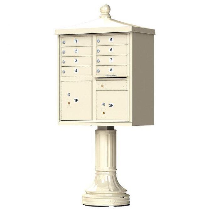vital 1570-8V2 Cluster Box Unit Mailbox