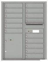 versatile 4C11D-15-SM 4CFL Front-loading Mailbox