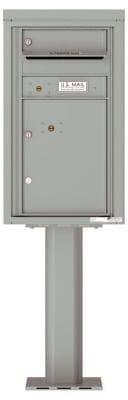 versatile 4C08S-01-P 4CFL Front-loading Mailbox