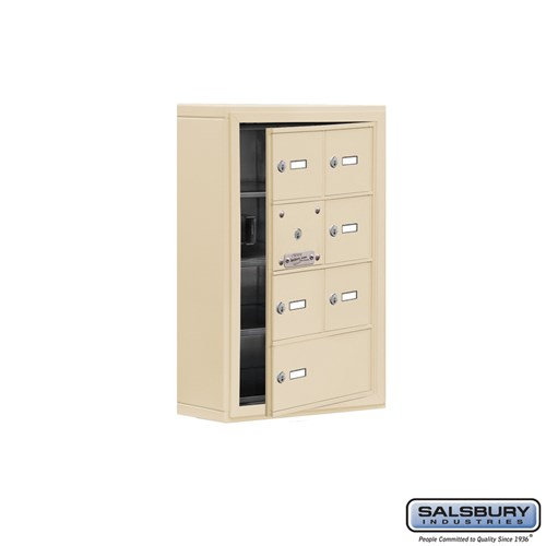Salsbury Cell Phone Storage Locker - with Front Access - 19145-07ASK