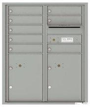 versatile 4CADD-08-SM 4CFL Front-loading Mailbox