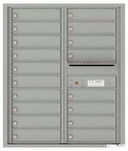 versatile 4C10D-18 4CFL Front-loading Mailbox