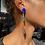 Thumbnail: Boucles d'oreilles ARA