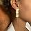 Thumbnail: Boucles d'oreilles NORA