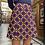 Thumbnail: Mini-Jupe wax Violette