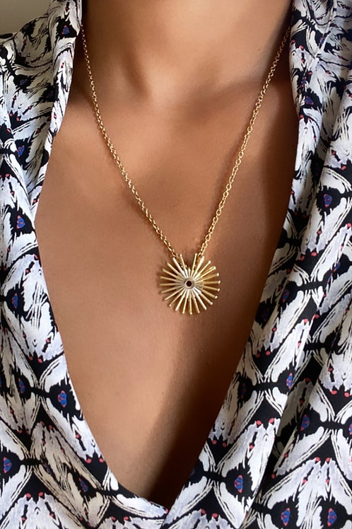Collier Sunflower