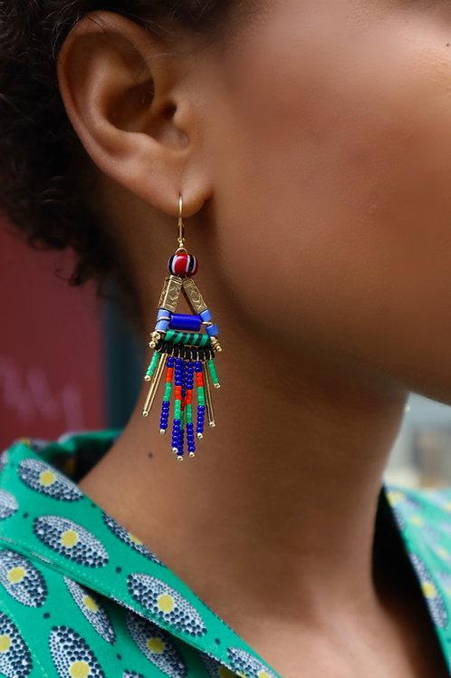 Boucles d'oreilles Cheyenne