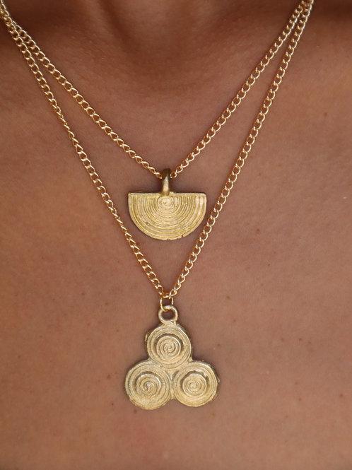 Colliers Petit Bronze