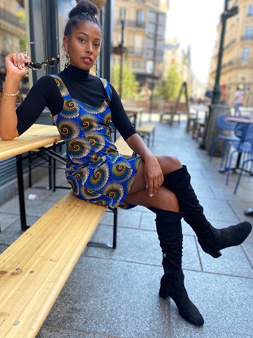 Robe Lola bleue
