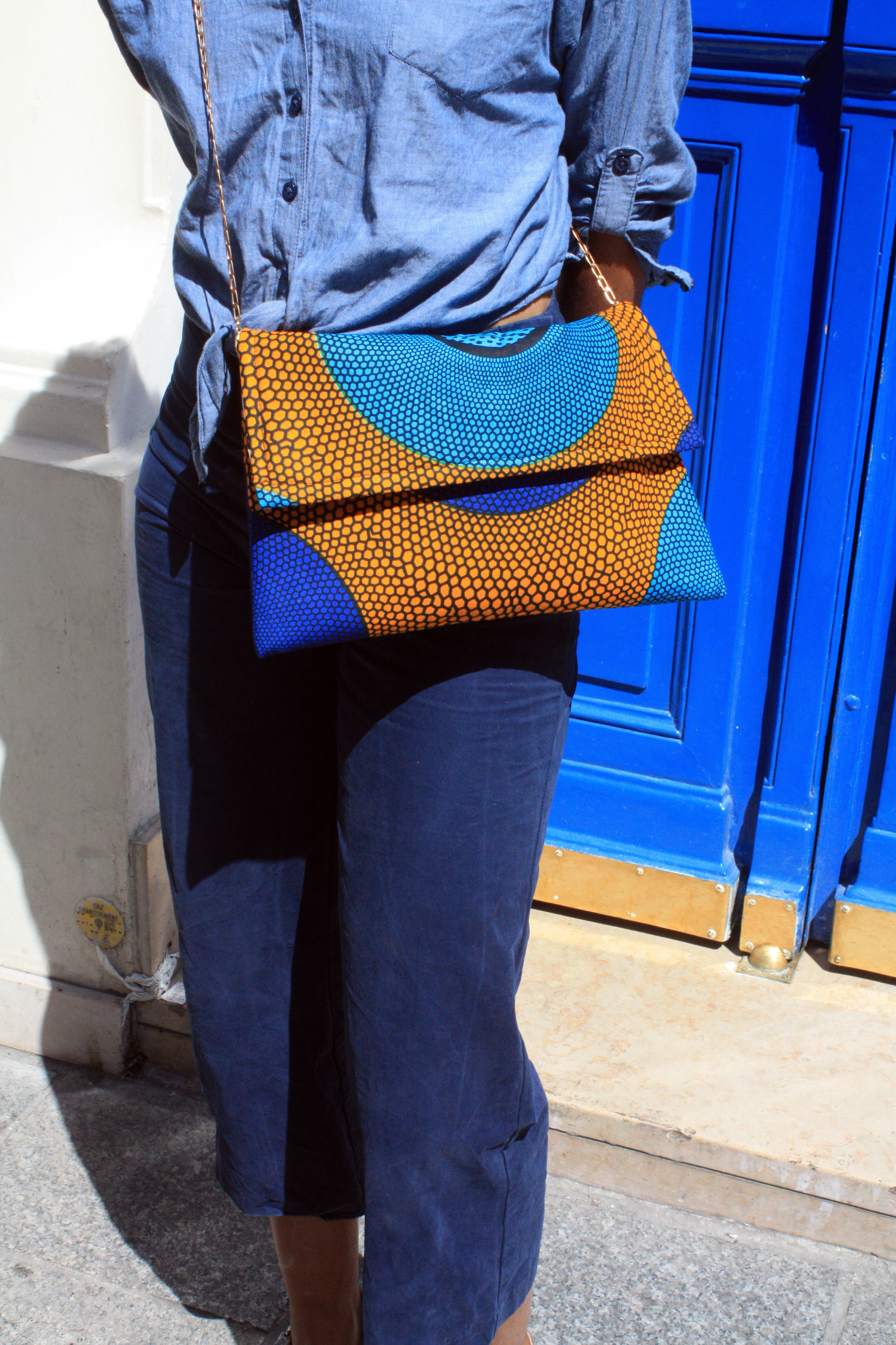 Sac Chainette en Wax