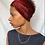 Thumbnail: Headband Rouge Velours