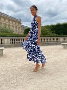Retrouvez notre robe 3 en 1, ras de cou à pois, en boutique au 9 Rue Tiquetonne 75002 Paris ou sur notre eshop.