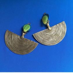 Boucles Bronze