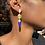 Thumbnail: Boucles d'oreilles Agate