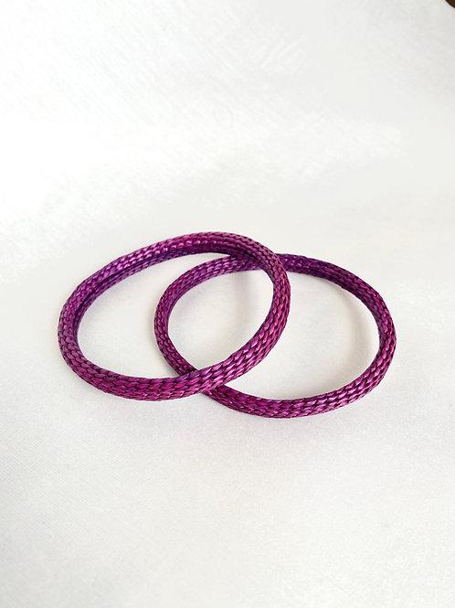 Bracelet Rafia