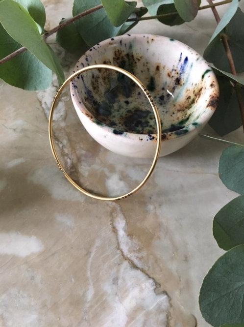 Bracelet Venda bronze