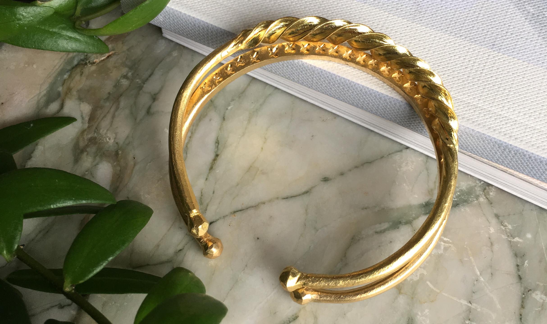 Bracelet en bronze SOSO