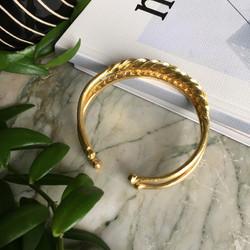 Bracelet en bronze Peulh