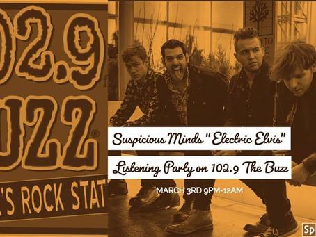 The Minds On 102.9 The Buzz Nashville's Rock Station